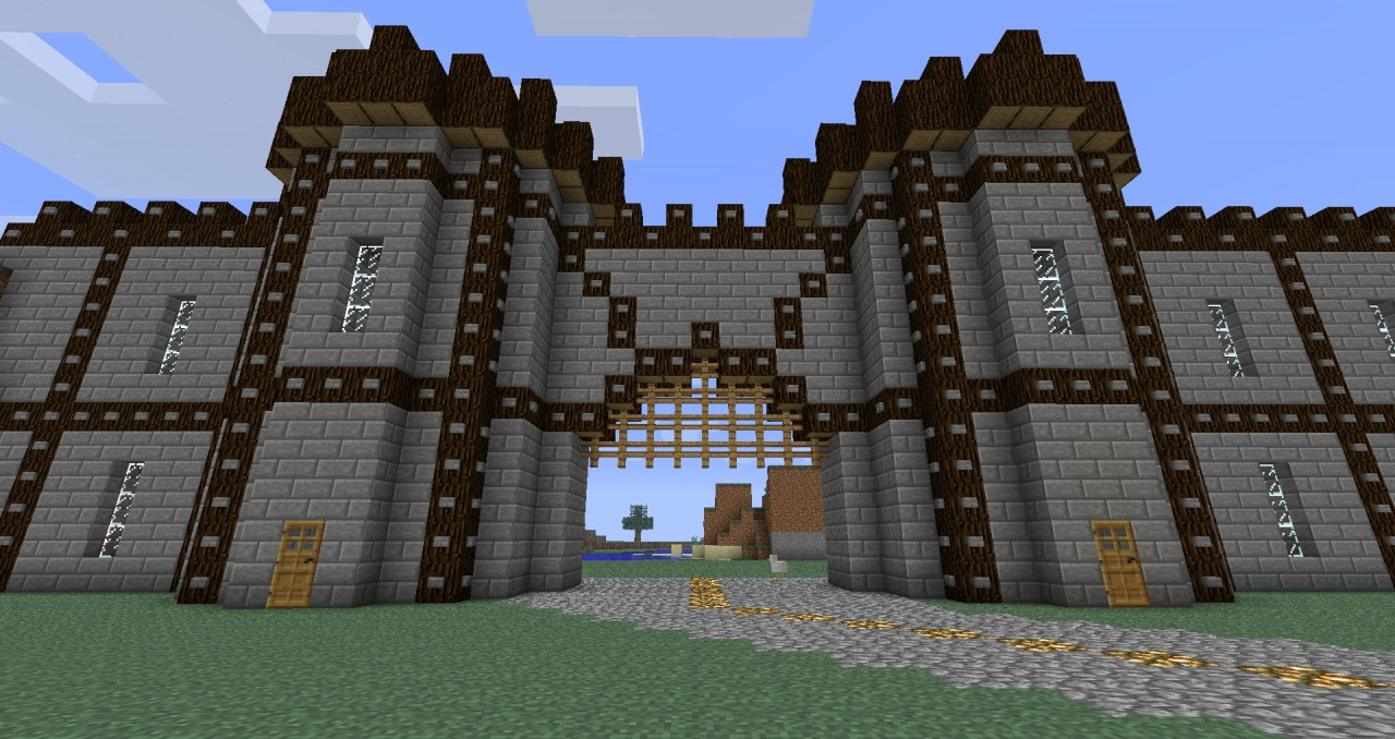 Minecraft Building Ideas Medieval