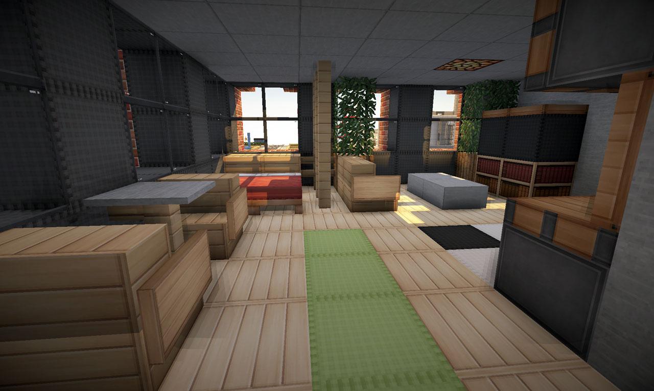gallery for minecraft apartment interior