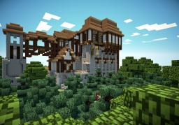 Sinudiel manor Minecraft Map & Project