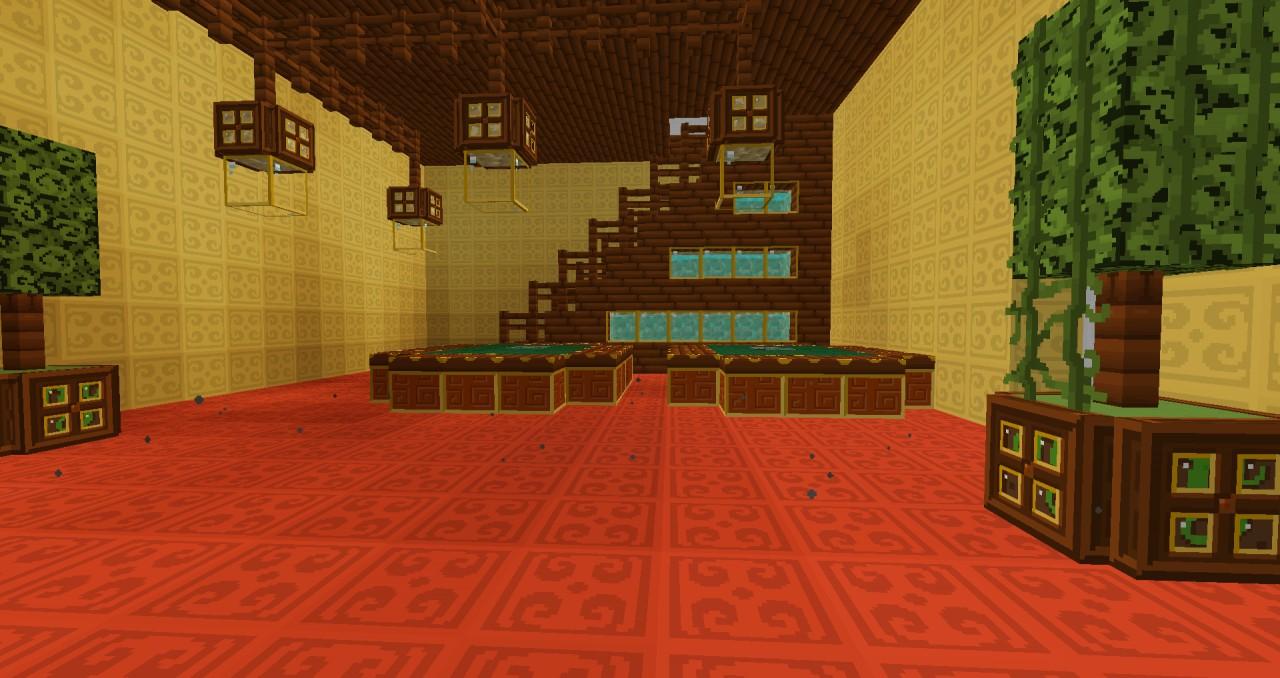 Casino Minecraft Project