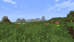 Village Spawn and seed Minecraft Map & Project