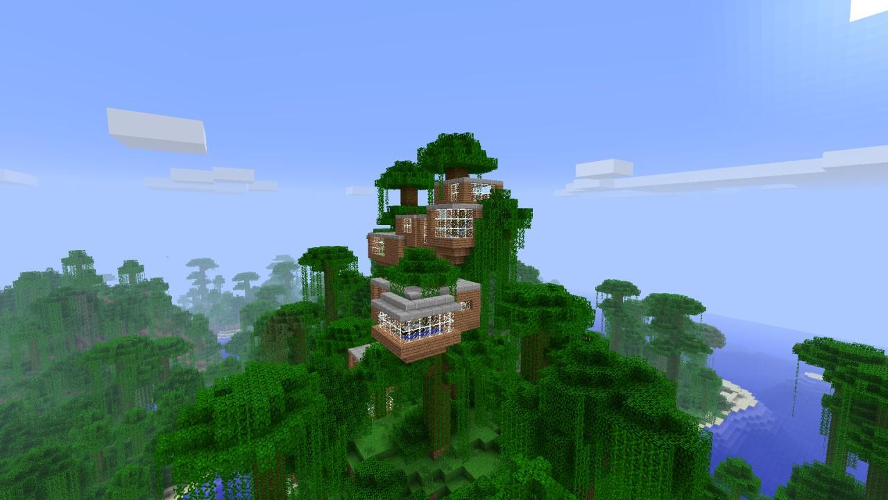 Schon Baumhaus Treehouse