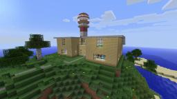 Haus am Meer - Seaside Manor Minecraft Map & Project