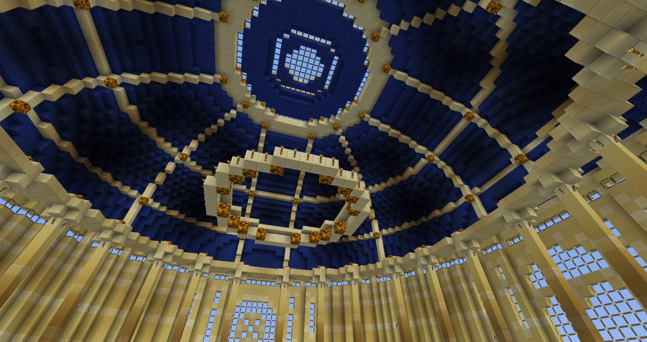 Minecraft Music Room