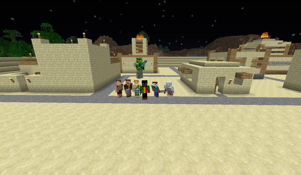 how to create a towny minecraft server