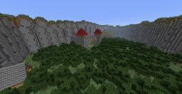 Red vs Blue PvP Map Minecraft Map & Project