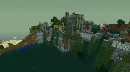 abandoned city Minecraft Map & Project