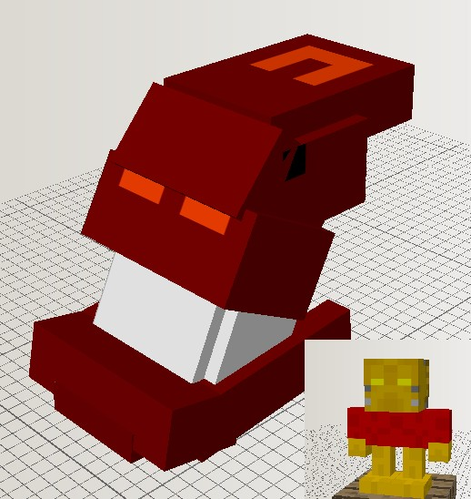 3d bionicle minecraft mob models d minecraft blog