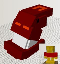 3D Bionicle MineCraft Mob Models :D Minecraft Blog