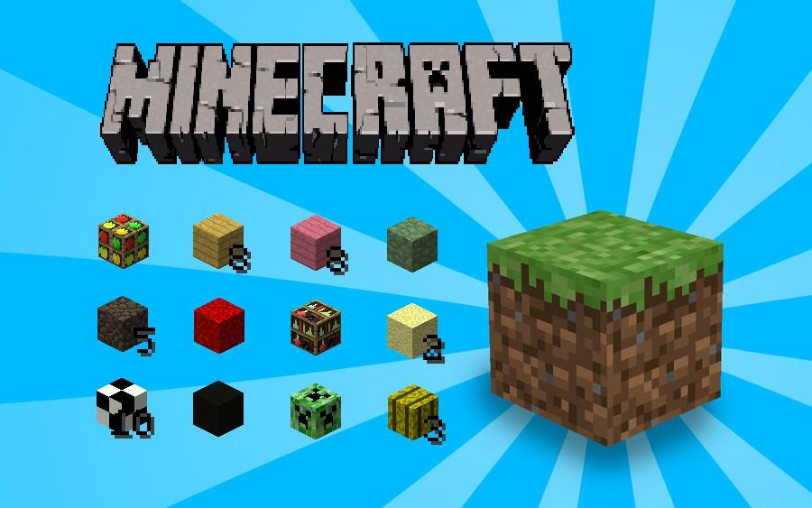 Blocks MOD! v 10.0 (1.4.2) Minecraft Mod