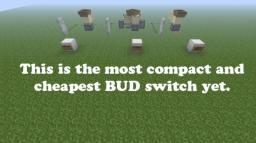 wireless with no Sticky Piston BUD switch - Minecraft Blog