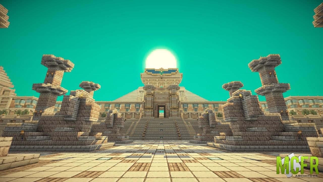 cleopatra pyramid