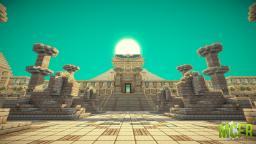 Cleopatra's Palace - Timelapse Minecraft