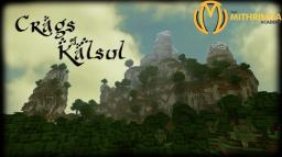 Timelapse - Crags of Kalsul Minecraft