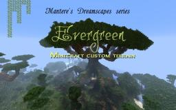 Evergreen v2.1 - Custom landscape Minecraft