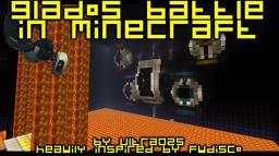 Interactive GLaDOS Battle! (FVDisco Inspired) Minecraft Map & Project