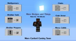 More Recipes and Things! (MRAT) [1.5.2]