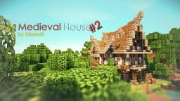 Medieval House #2 || + DOWNLOADLINK! Minecraft Map & Project