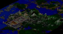 The Middle Kingdom Minecraft Map & Project
