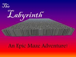 The Labyrinth  ~ A Huge Maze Adventure! Minecraft Map & Project