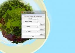 TexturesPacker Minecraft Mod