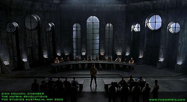 Zion Matrix Zion - The last human ...