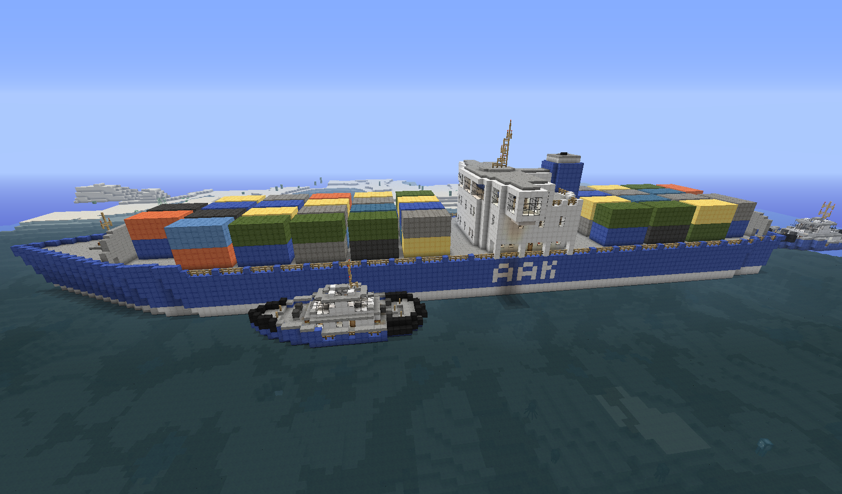 Minecraft Boat Related Keywords & Suggestions - Minecraft