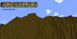 Beforelife Minecraft Texture Pack