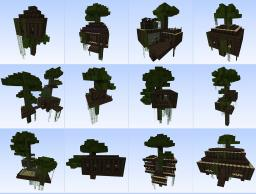Jungle Biome Bundle pack Minecraft