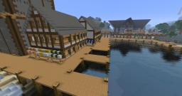 Port Minecraft Map & Project