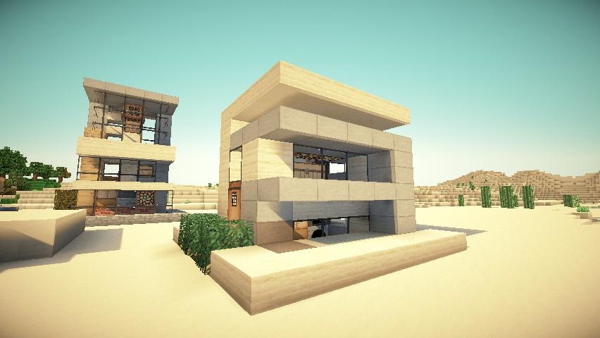 X House  Best One So Far Minecraft Project - Minecraft modern house 5x5