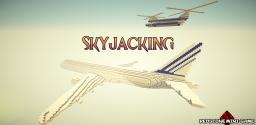 Skyjacking - PvP SDK MOD map Minecraft