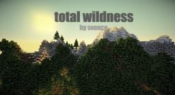 total wildness (random terrain) Minecraft