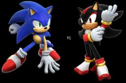 Do people only care about Sonic and Shadow only? Minecraft Blog