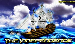 The Independence - Massive 16th Century Ship *Download* Minecraft