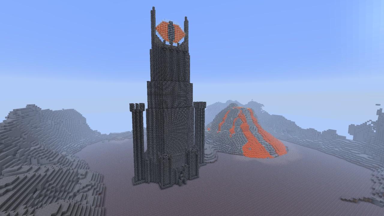 Minecraft Lotr Mod One Ring