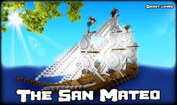 The San Mateo - Massive 16th Century Merchant's Ship *Download* Minecraft Map & Project
