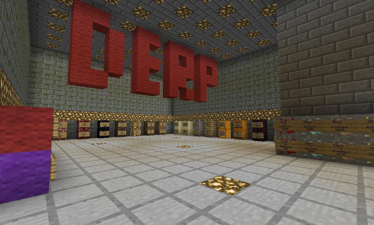 Derpcraft Epic Minecraft Mineshafter Server Minecraft
