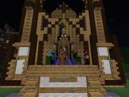 SpykeMode ~ Unleashed ~ Raid ~ PvP ~ Factions ~ 6Gb of RAM ~ Nice staff ~ Mob arena ~ Looking for staff ~ HUNGER GAMES Minecraft