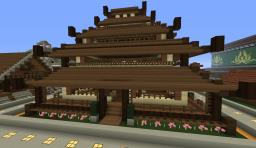 My Pagoda Style Home Minecraft Project