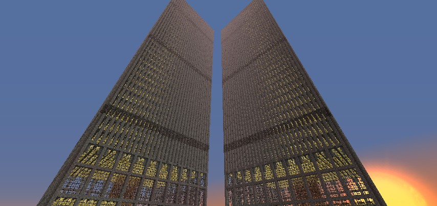 Download World Trade Center Minecraft Project