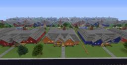 Modern Day Houses Minecraft Map & Project