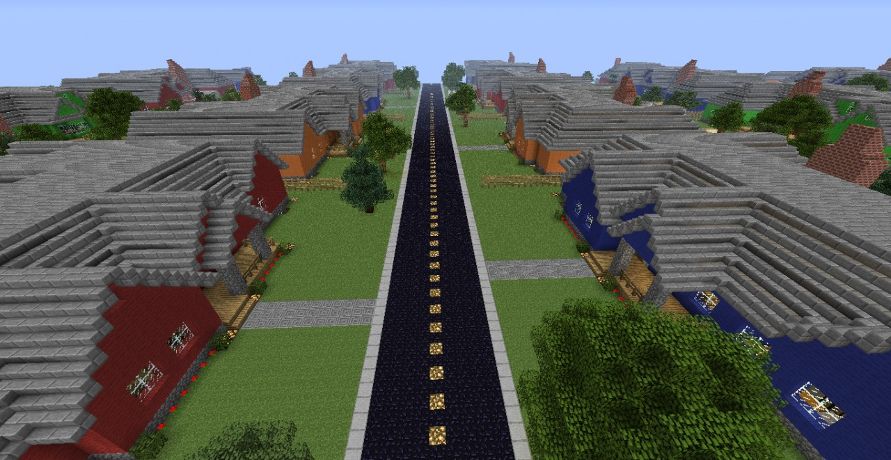 Modern day houses minecraft project for Modern day houses