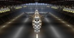 Aircraft Hangar Pack Minecraft