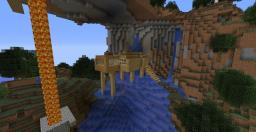 my second survival thing Minecraft Map & Project