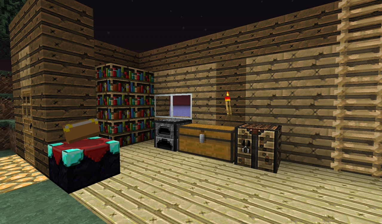 CryADsisAM's 64x64 Texture Pack Minecraft Texture Pack