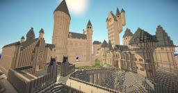 PotterCraft - The Wizarding World of Harry Potter in Minecraft (Pre-release 1) Minecraft Project
