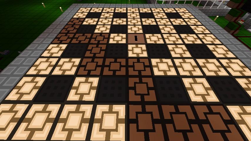 Light Up Dance Floor Minecraft Project