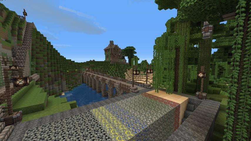 SANCTUARY Minecraft Server