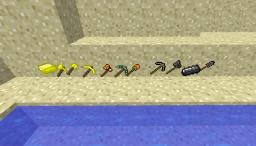 Mo' Tools Minecraft Mod